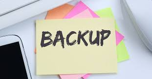 Image result for backup