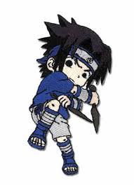 anime chibi naruto sasuke. Plain Anime Naruto Patch  Chibi Sasuke For Anime H