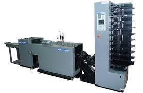 Листоподборочная-брошюровочная линия <b>Duplo</b> System 5000