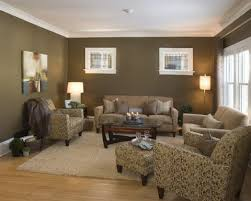 den living room. Fine Den Den Living Room Muted Colors With O