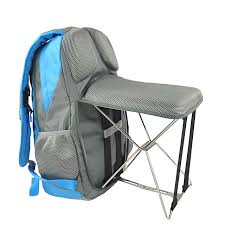folding chairs bag. Plain Folding An Incredibly Handy Backpack That Comes With Its Own ZipOut Portable Folding  Chair In Chairs Bag R