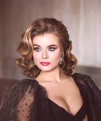 Večerní účesy Pro Střední Vlasy 100 Fotografií Krásných