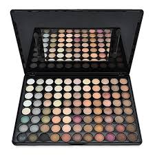 fantasyday pro 88 colors shimmer and matte eyeshadow palette eye shadow makeup kit cosmetic contouring kit 1