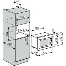standard microwave size. Standard Microwave Size Kitchen Dimensions Cubic Feet N