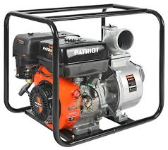 <b>Мотопомпа PATRIOT MP</b> 4090 S 9 л.с. 1500 л/мин — купить по ...