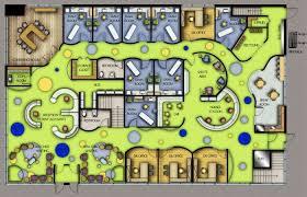 Meryl Wallace Corbin Portfoilo  Pediatrics Office  WixcomPediatric Office Floor Plans
