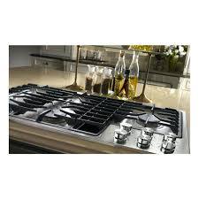 gas cooktop downdraft ge profile 30 kitchenaid stainless steel kgcd807xss thermador 36 inch