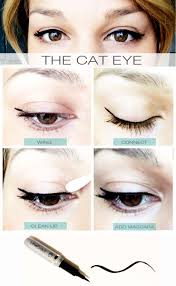 adding a simple cat eye can make all the difference