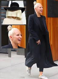 sia without wig