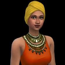 Désirée St. Feu | The Sims Wiki | Fandom