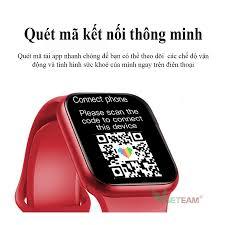I12 smartwatch Seri 6 - Đồng Hồ Thông Minh i12 Có Tiếng Việt, Nghe Gọi