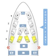 747 400 Seating Chart United Airlines Flight Review United Airlines First Class Boeing 747 400