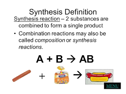 a b ab synthesis definition