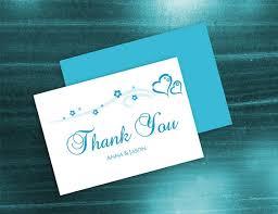 diy printable wedding thank you card template 2410844 weddbook Wedding Thank You Cards Printable diy printable wedding thank you card template wedding thank you cards printable free