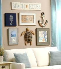 beach house decor coastal. coastal beach cottage wall decor ideas httpwwwcompletelycoastal house
