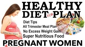 Healthy Diet Chart For Women Pregnancy Diet Plan Healthy Pregnancy Diet Chart
