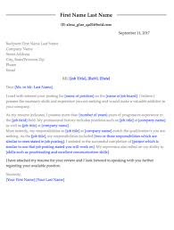 Create A Cover Letter For Resume How to Write a Cover Letter 100 Recruiters Tell All 74