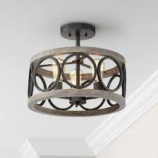 farmhouse ceiling light