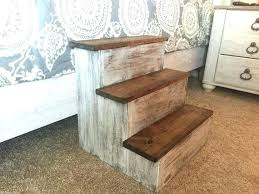 how to build dog stairs pet stairs elegant best puppy plan and other pets images on
