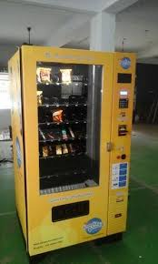 Customized Vending Machine Philippines Mesmerizing Smart Customized Vending Machines Smart Vegetable Vending Machine