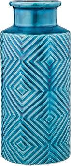 <b>Ваза Lefard</b>, цвет: <b>голубой</b>, 12,5 х 12,5 х 28 см - Pinterest