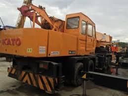 Nk300e Kato Crane Import From Japan Hydraulic System Used