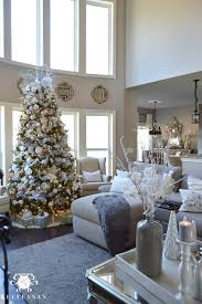 12. Tree in Silvery White Grandeur