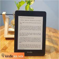 Máy đọc sách có gì tốt ? - Kindle Hà Nội
