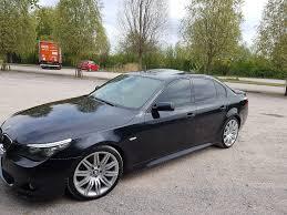 BMW 5 Series bmw 535 diesel : 2008 BMW 535D LCI M Sport Carbon Black Metallic FULLY LOADED 287 ...