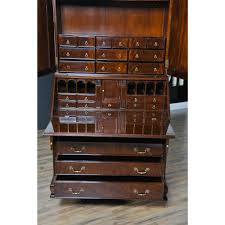 large gany secretary desk nof062