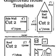 Gingerbread House Patterns Magnificent Gingerbread House Pearltrees