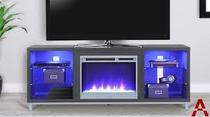 lumina fireplace tv stand product