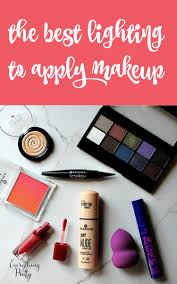 bathroom lighting makeup application. perfect makeup keep reading for some times the best lighting applying makeup and  one of my lucky readers will win an ottlite natural daylight led flex light  intended bathroom lighting makeup application