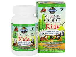 6 best natural vitamins for kids