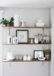Small Picture 15 Great Design Ideas for Your Kitchen Rustic shelving Kitchen