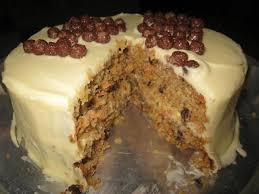 Life Is Beautiful Heavenly Carrot Cake Yang Awesome