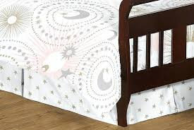 pink and gold toddler bedding pink and gold celestial toddler bedding collection pink gold toddler bedding