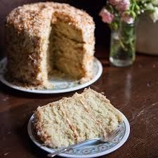 Southern Coconut Cake A Sweet Spoonful