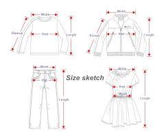 Indian Clothing Size Chart Size Chart Paridhan Ahmedabad
