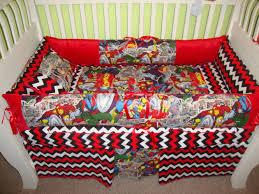 marvel crib bedding set nice ideas 3 nursery marvel crib bedding