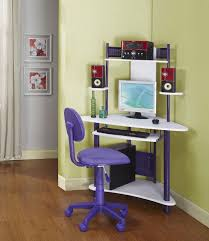 small computer desk and chair space saving desk ideas check more at
