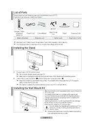 samsung tv guide stand. user manual samsung le40a656a1f page tv guide stand