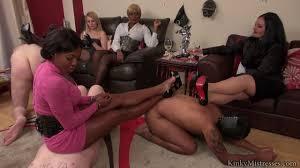 3 bbw mistress humiliate guy