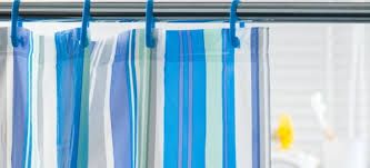 4 best materials for a fabric shower curtain