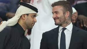 Gesicht der WM 2022 - 180 Millionen Euro! Beckham wird Katar-Botschafter