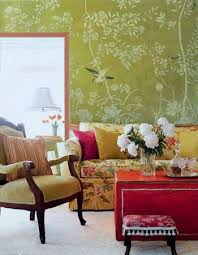 Chinoiserie Chic Living Rooms  CenterfieldbarcomChinoiserie Living Room