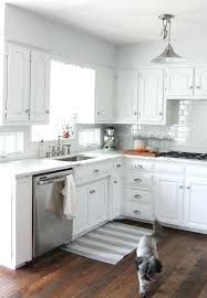 small white kitchens with white appliances. Contemporary Kitchens Small Kitchen Remodel A Classic White With Stainless Steel Appliances  Condo Cost On Small White Kitchens With Appliances