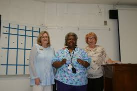 Frances Johnson named PPS Nurse of the Year - Portsmouth Public Schools