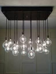 glam lighting. lampara foco bombilla g95 halo 70w tesla group glam lighting