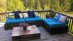 patio garden Diy Pallet Sofa Ideas Like Pallets Lounge And